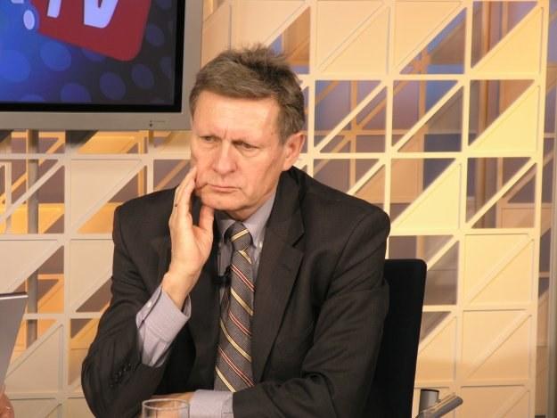 Prof. Leszek Balcerowicz /INTERIA.PL