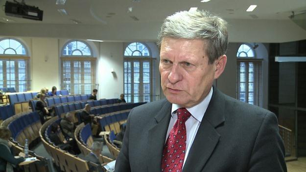 Prof. Leszek Balcerowicz /Newseria Biznes