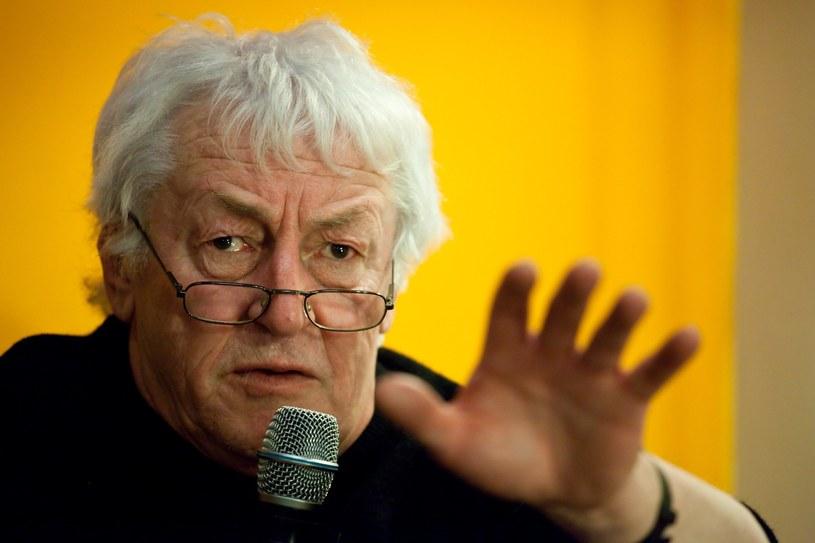 Prof. Ludwik Stomma /KAROL SEREWIS /East News