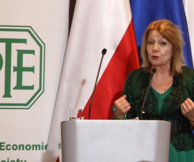 Prof. Mączyńska: przed śmiercią musimy chronić ludzi i firmy