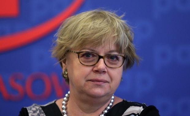Prof. Magdalena Marczyńska: Nauczyciel będzie mógł decydować, którą szczepionką chce być zaszczepiony
