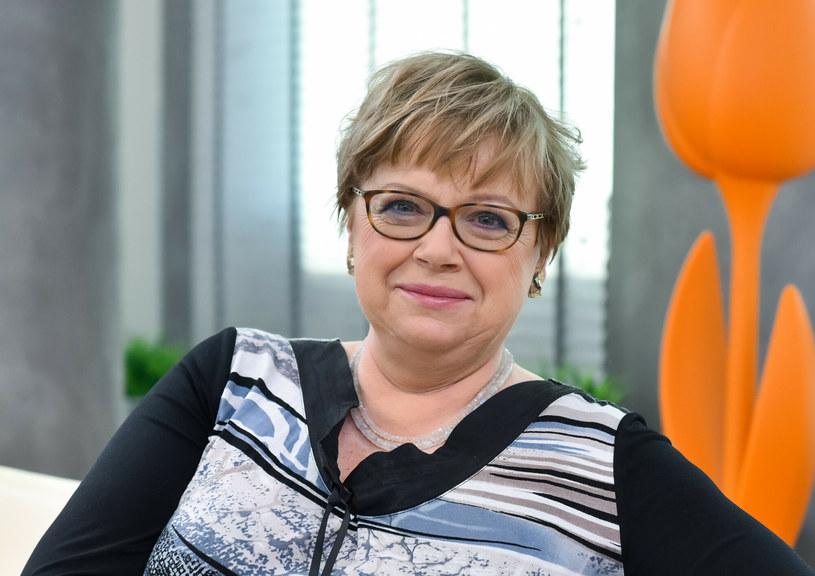 Prof. Magdalena Marczyńska, specjalistka chorób zakaźnych wieku dziecięcego /BLAWICKI PIOTR /East News