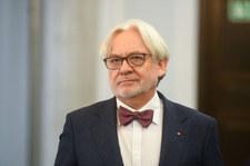 Prof. Maksymowicz o piśmie ujawnionym przez Bortniczuka: Żenujące