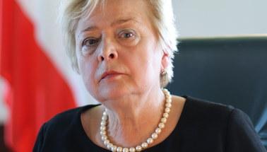 Prof. Małgorzata Gersdorf dla RMF FM: Projekt ustawy o SN zakłada, że mnie już nie ma