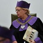 Prof. Małgorzata Gersdorf zawiesza działanie Izby Dyscyplinarnej SN. To efekt postanowienia TSUE