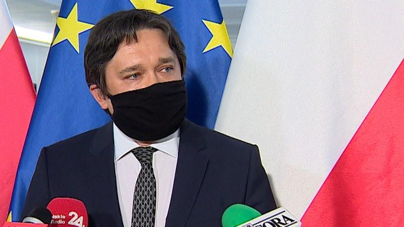 prof. Marcin Wiącek /Polsat /Polsat News
