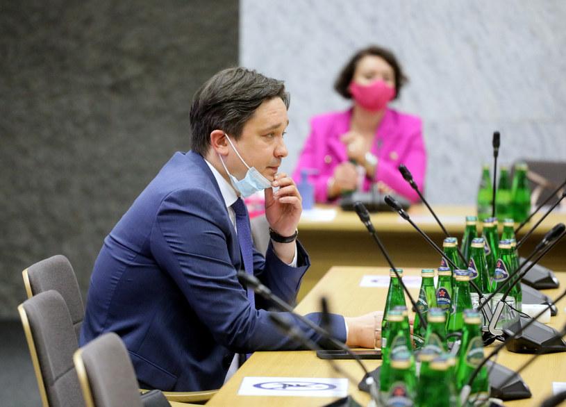 Prof. Marcin Wiącek /Jakub Kamiński   /East News