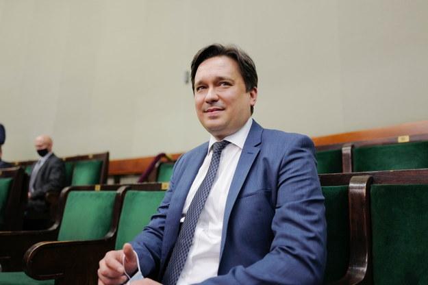 Prof. Marcin Wiącek /Mateusz Marek /PAP