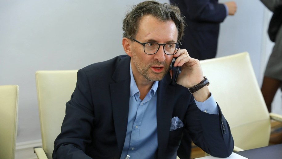 Prof. Marek Chmaj /Rafał Guz /PAP