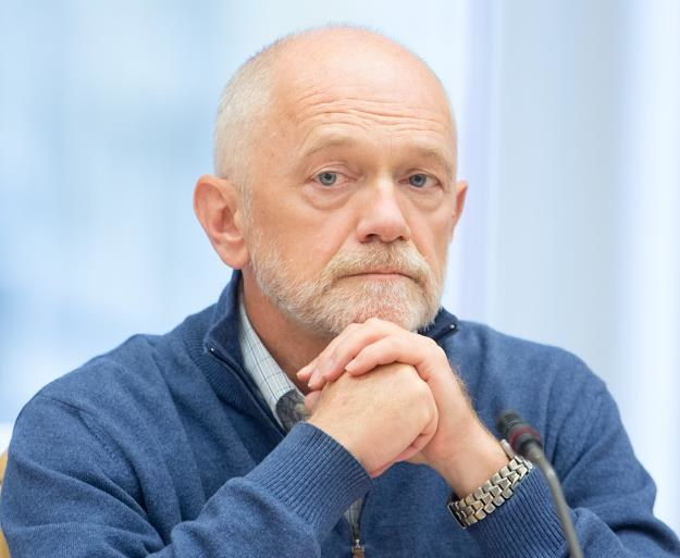 Prof. Marek Góra. Fot. Andrzej Iwańczuk /Reporter