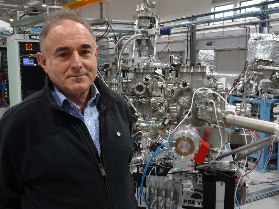 Prof. Marek Stankiewicz, dyrektor SOLARIS /Grzegorz Jasiński (RMF FM) /RMF FM