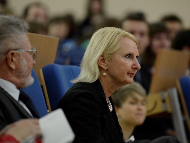 Prof. Maria Siemionow, fot. Grzegorz Hawałej /PAP