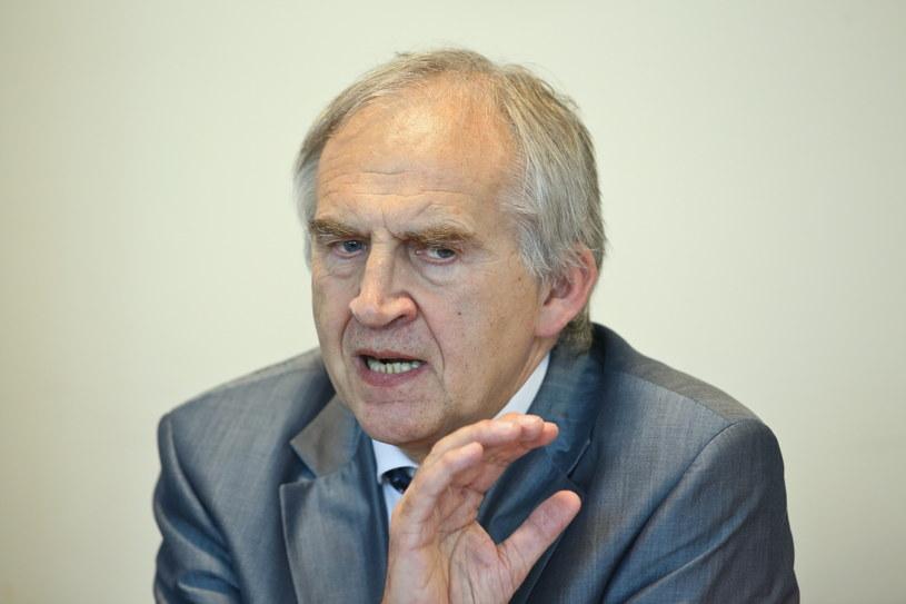 Prof. Marian Zembala /Rafał Guz /PAP