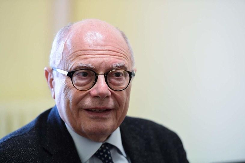 Prof. Massimo Galli /AFP