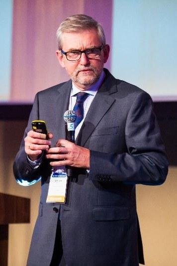 Prof. Michał Witt /PAN /