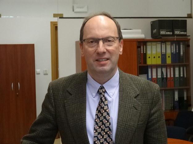 Prof. Mirosław Skibniewski /Grzegorz Jasiński /RMF FM