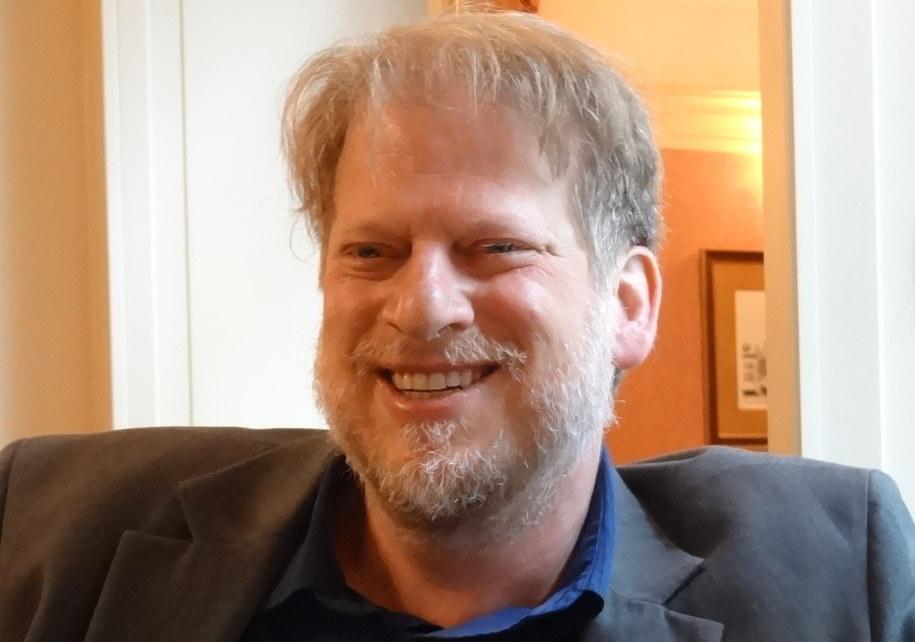 Prof. Paul Bloom /Grzegorz Jasiński /Archiwum RMF FM