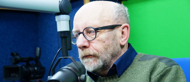 prof. Paweł Śpiewak /Michał Dukaczewski /RMF FM