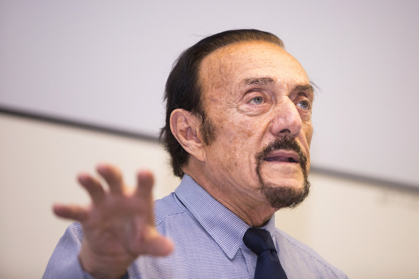 Prof. Philip Zimbardo /ANDRZEJ BANAS / POLSKA PRESS /East News