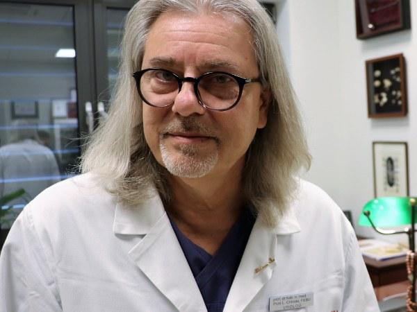 prof. Piotr Chłosta, kierownik Katedry i Kliniki Urologii Uniwersytetu Jagiellońskiego w Krakowie /Józef Polewka /RMF FM