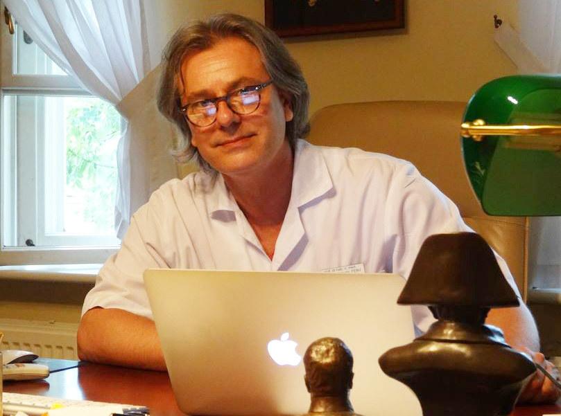 Prof. Piotr Chłosta /Grzegorz Jasiński /RMF FM