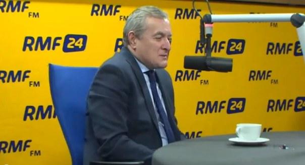 Prof. Piotr Gliński /RMF