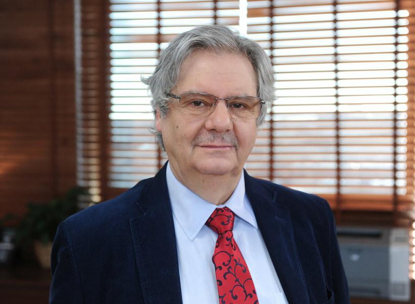 Prof. Piotr Kruszyński /Piotr Blawicki /East News
