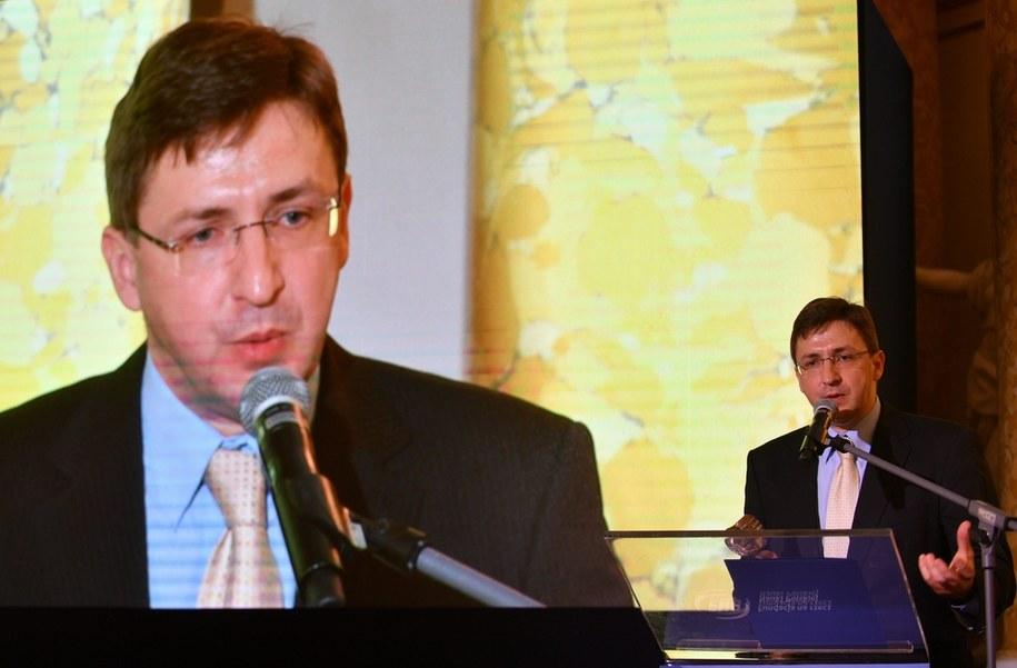 Prof. Piotr Trzonkowski /Bartłomiej  Zborowski /PAP