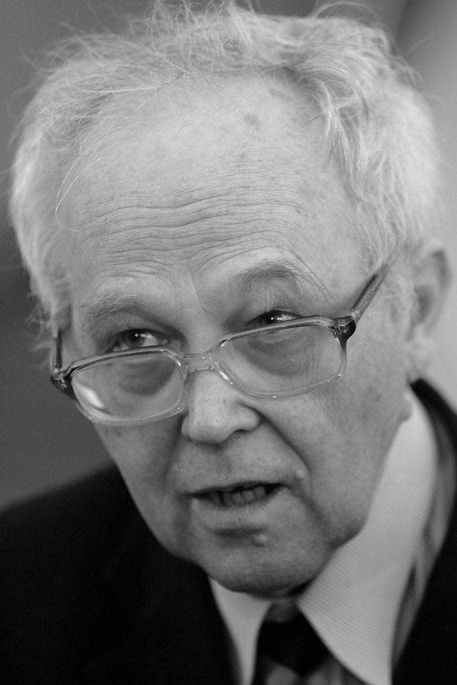 Prof. Piotr Winczorek /Paweł Kula /PAP