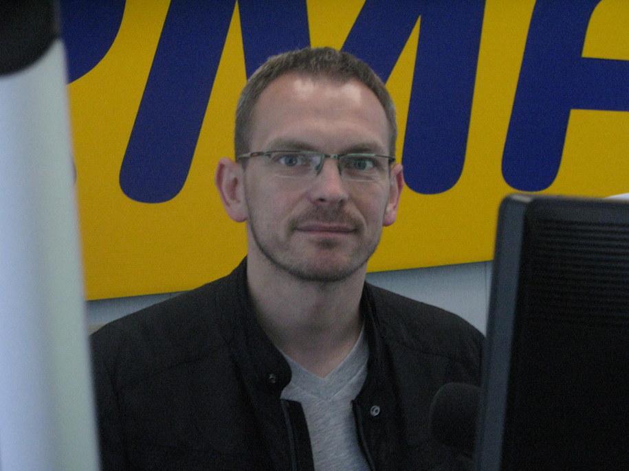 Prof. Piotr Wysocki /Grzegorz Jasiński (RMF FM) /RMF FM