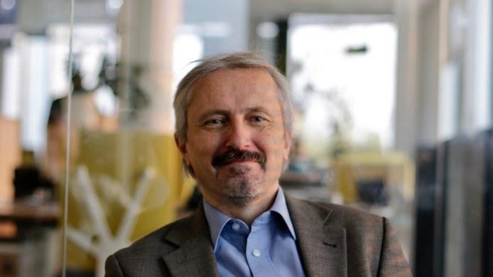 Prof. Rafał Chwedoruk / fot. Karolina Bereza /RMF