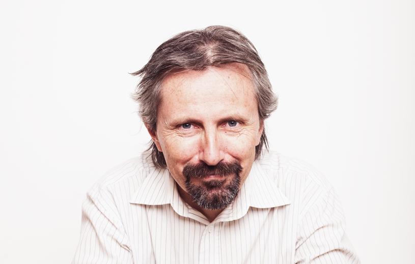 Prof. Rafał Chwedoruk /Darek Golik  /Agencja FORUM