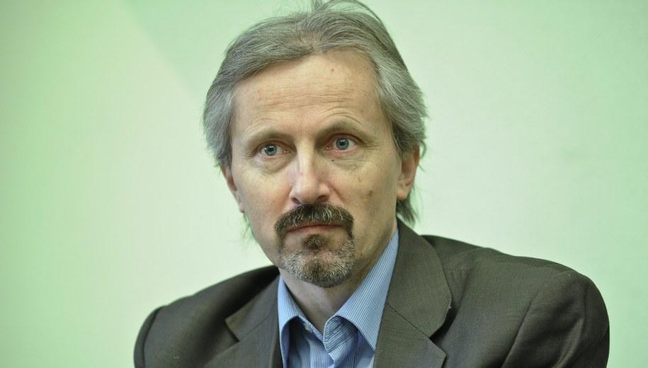 Prof. Rafał Chwedoruk / Marcin Obara  /PAP