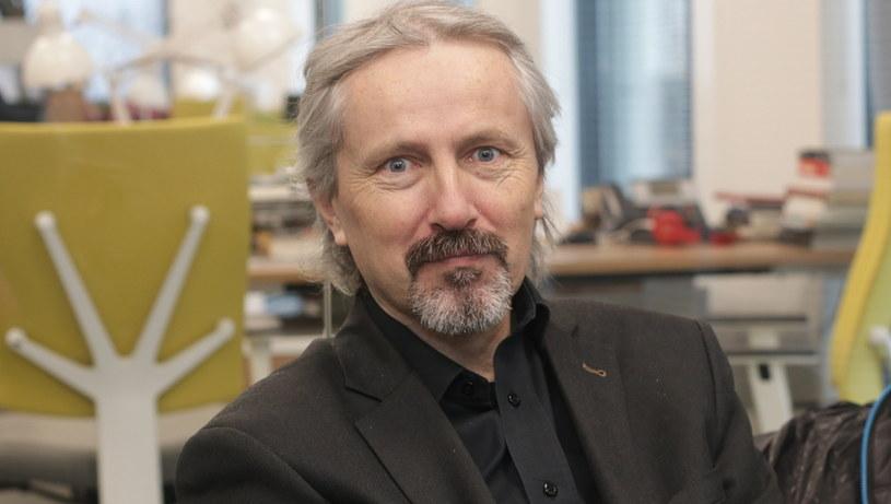 Prof. Rafał Chwedoruk /Jakub Rutka /RMF FM