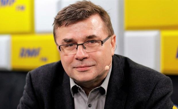 Prof. Rafał Matyja gościem Popołudniowej rozmowy w RMF FM
