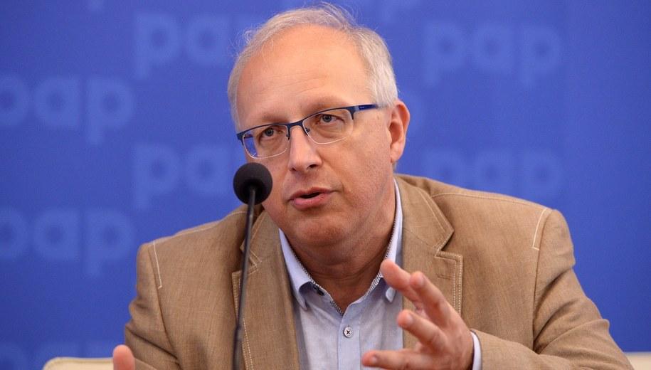 Prof. Robert Flisiak /archiwum Kmieciński /PAP