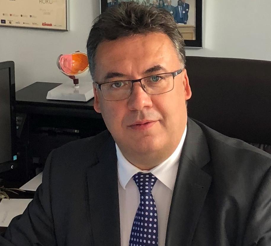 prof. Robert Rejdak /Krzysztof Kot /RMF FM