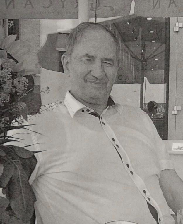 Prof. Roman Dziergwa /Policja
