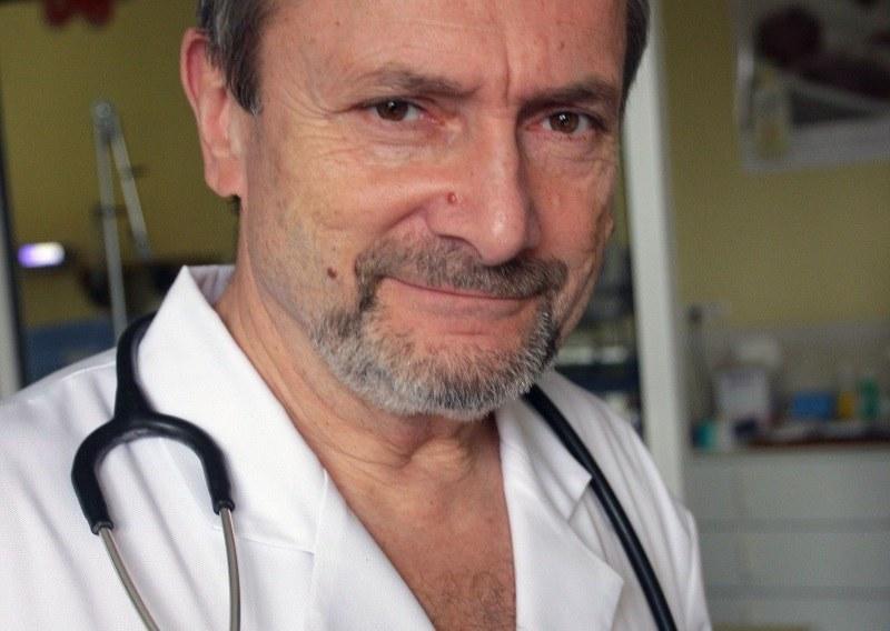 Prof. Ryszard Lauterbach, kierownik Kliniki Neonatologii Uniwersytetu Jagiellońskiego /Artur Barbarowski /East News