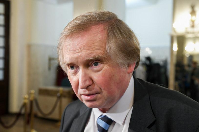 Prof. Ryszard Piotrowski /Jacek Dominski/REPORTER /East News