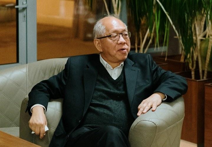Prof. Shing-Tung Yau /Piotr Słopnicki /Materiały prasowe