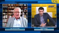Prof. Simon o szczycie epidemii: Co z tego, że będziemy mieli sprzęt, skoro nie będzie miał kto go obsłużyć?
