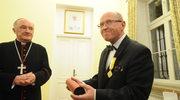 Prof. Skarżyński odznaczony papieski medalem Pro Ecclesia et Pontifice