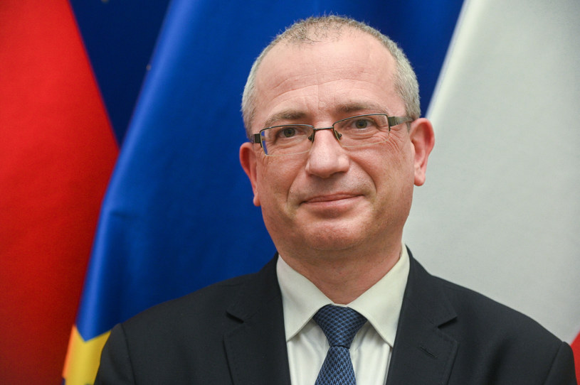 Prof. Sławomir Patyra, kandydat na RPO / Jacek Dominski /REPORTER /Reporter