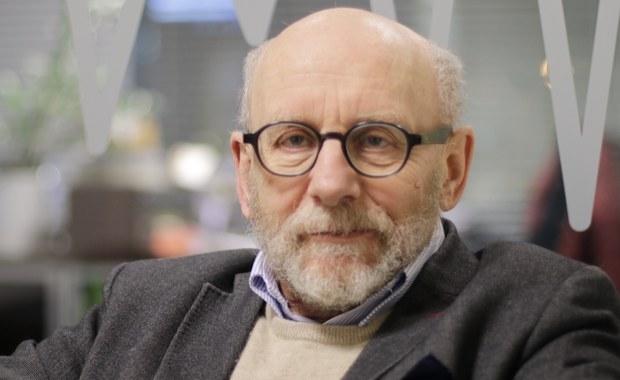 Prof. Śpiewak: Kaczyńskiego mam za klasycznego rewolucjonistę