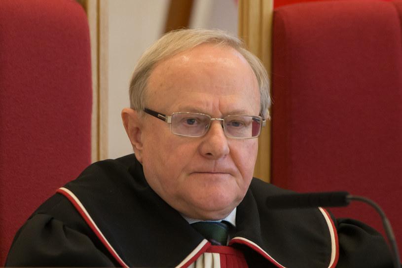 prof. Stanisław Biernat /Krystian Maj /Agencja FORUM
