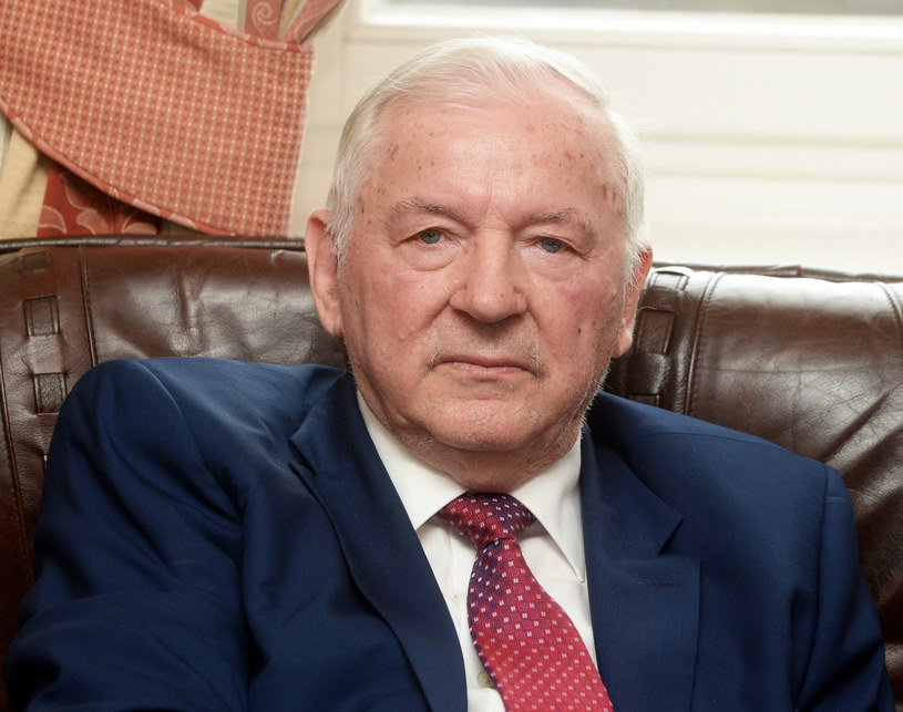 Prof. Stanisław Gomułka, główny ekonomista BCC, były wiceminister finansów /Jan Bielecki /East News