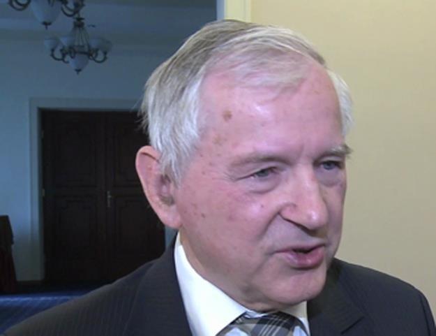 Prof. Stanisław Gomułka /Newseria Biznes