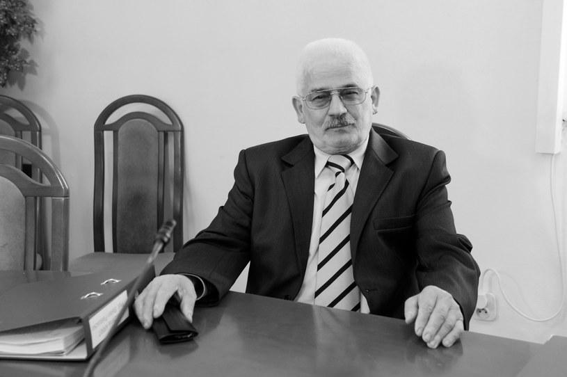 Prof. Stefan Pastuszka odszedł w czwartek po długiej chorobie /Wojtek Laski/East News /East News