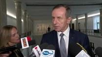 Prof. T. Grodzki: Chcemy traktować Senat jako przyczółek normalnej Polski, w której nie będzie miejsca na łamanie konstytucji